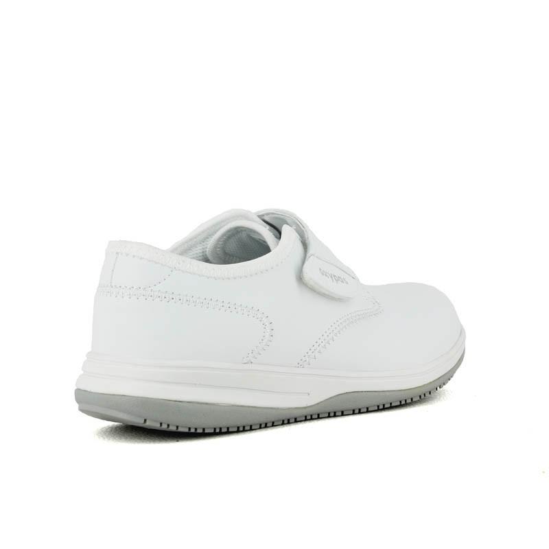 Chaussure Velcro Lisashoes Infirmière Pour Par Oxypas Fermée Médicale IY7vmgbf6y