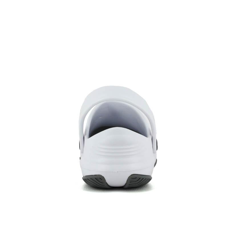 meilleur site web cc063 bedf3 Sabot de sécurité cuisine avec coque blanc ou noir - LISASHOES