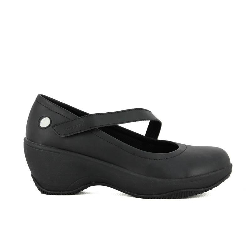 Restauration Confortable De Service Chaussure Lisashoes Femme Tres QdBWrxCoe