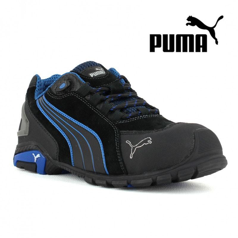 elegant shoes the latest best sneakers Chaussure de securité basket Puma rio black s3 à 77,42€HT ...