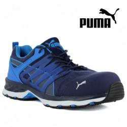 basket de securite puma velocity bleu s1p
