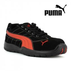 chaussure de sécurité puma silverstone low s1p
