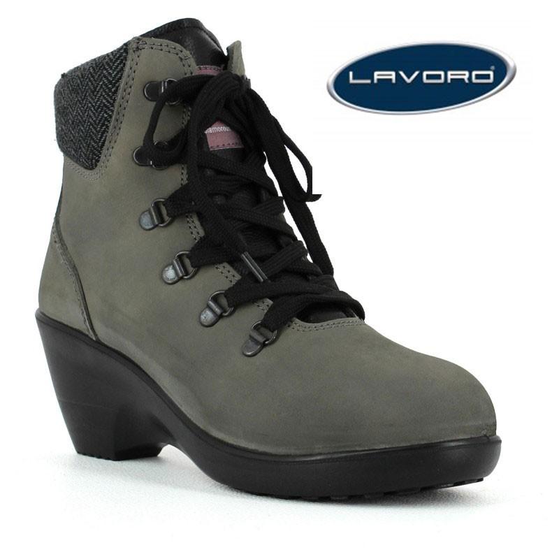Chaussure de sécurité à talon pour femme LISASHOES