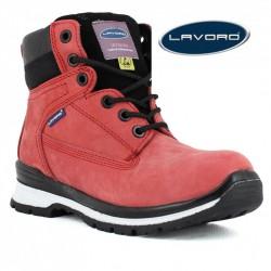 Chaussure de sécurité femme style timberland S3