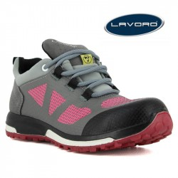 chaussure de sécurité confortable et légère pour femme