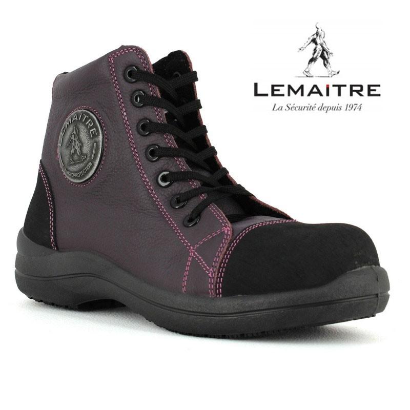 d33f1b8140751c Chaussure de securite basket pour femme - LISASHOES