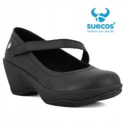 Chaussure de service confortable pour femme
