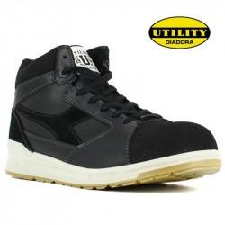 chaussures de sécurité hommes hautes légères