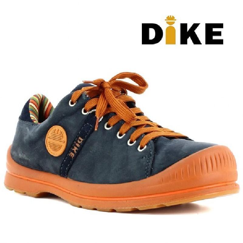 2c71dc5073a Chaussure de sécurité homme btp chantier bleu LISASHOES