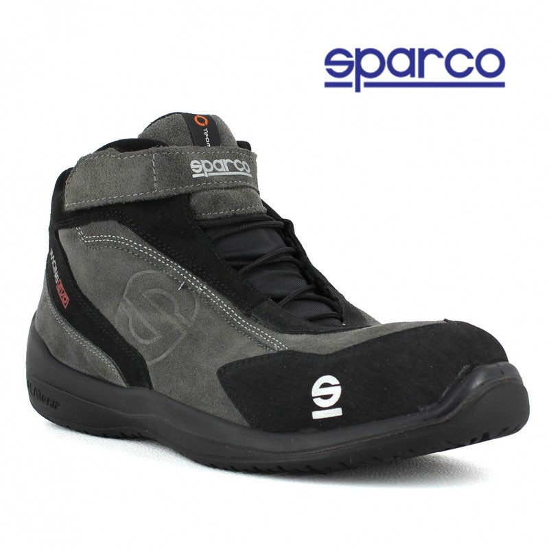 d8bb335fa01546 Chaussure de securite haute Sparco racing s3 à 97,50€HT LISASHOES