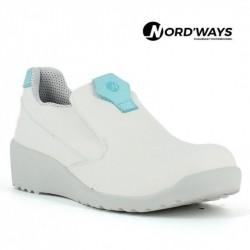 vente en magasin 3e592 2a817 Chaussures de sécurité femme pas chère et confortable ...