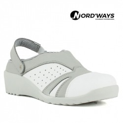 vente en magasin 79f74 6d464 Chaussures de sécurité femme pas chère et confortable ...