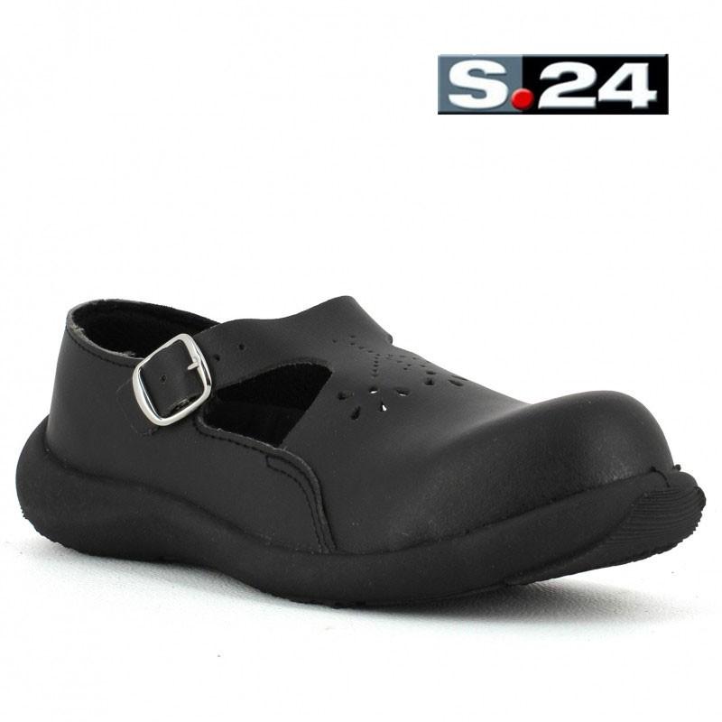 Chaussure Sécurité Femme Eva Noir S24 S1p