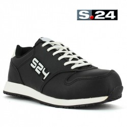 chaussure de securite confortable all black s24