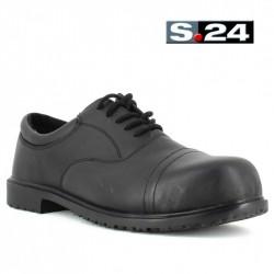 chaussure de sécurité légère ville coquee