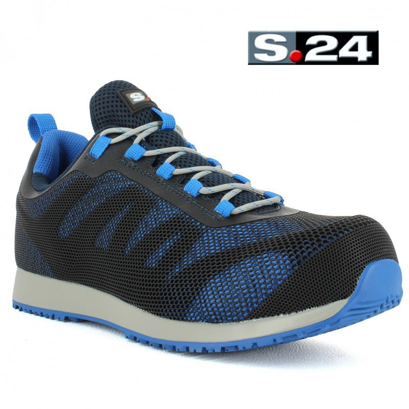 chaussure basket de sécurité amagnetique s24