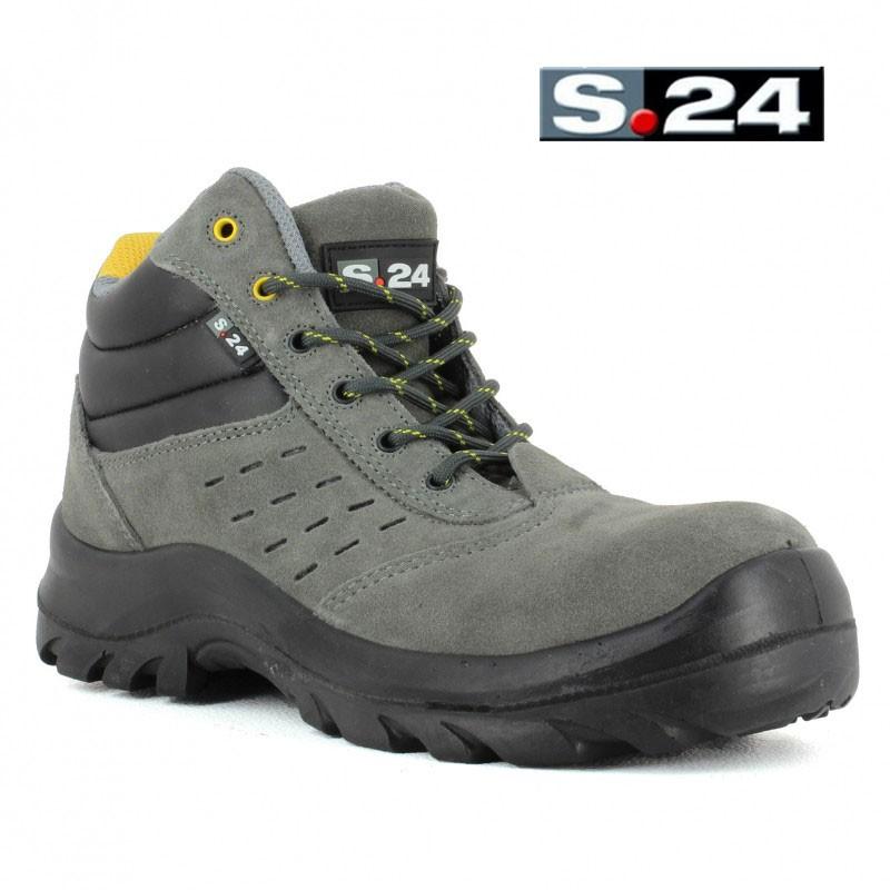 chaussure de securite haute sans metal