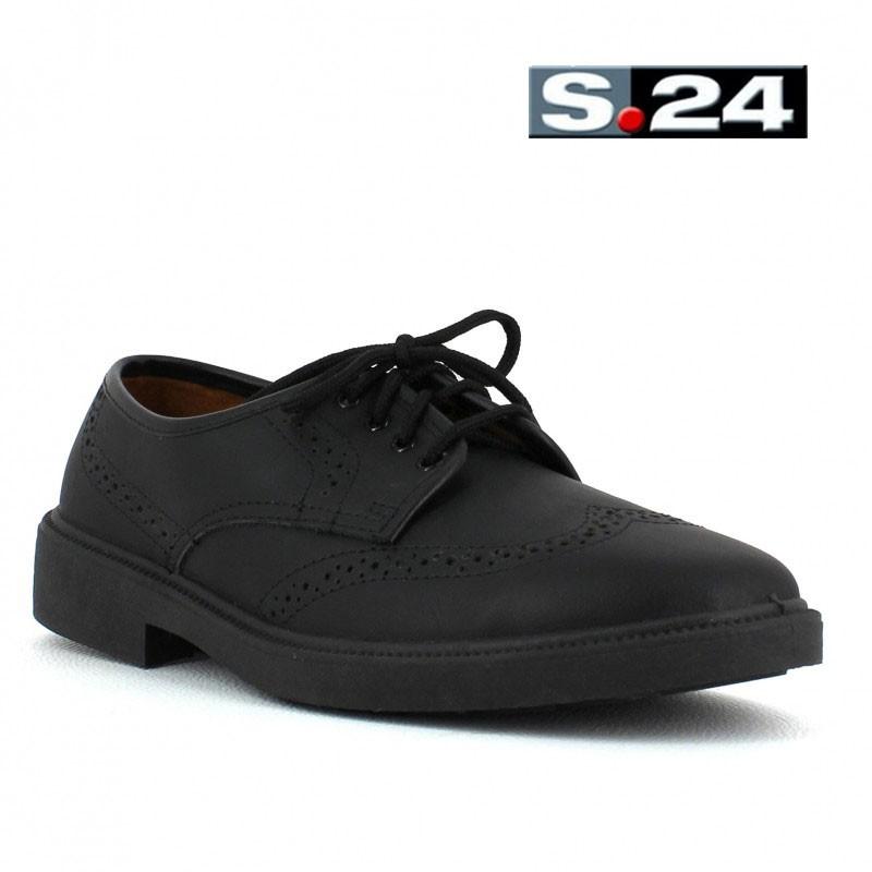 1f2c237ae811b9 Chaussure de sécurité ville coquée pour hommes - Lisashoes
