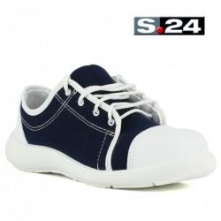 chaussures de sécurité femme loane bleu marine