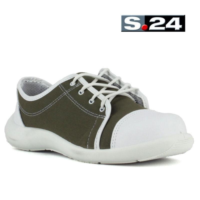 Cesta de para mujer Kaki zapatos N0mowyvp8n seguridad para Lisashoes WH2Ie9EYDb