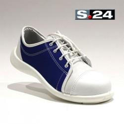 chaussure de sécurité souple femme