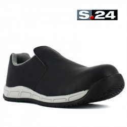 chaussure noir cuisinier homme femme