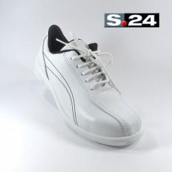 chaussure sécurité femme blanc