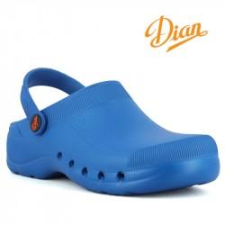 chaussure-infirmiere-pas-cher-bleu