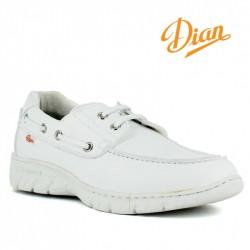 Chaussure de service blanche SRC