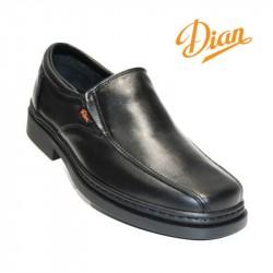 chaussure de service pour homme
