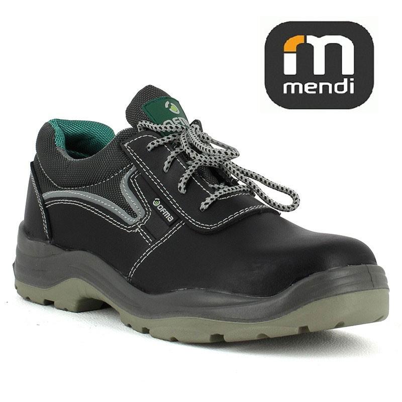Securite 33 Chaussures À Composite De Lisashoes 25€ht Coque Cuir En OPZkXui