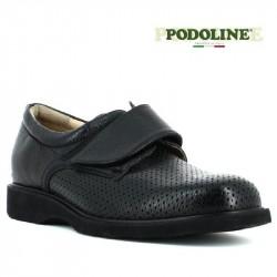 chaussure pour diabetique avec velcro
