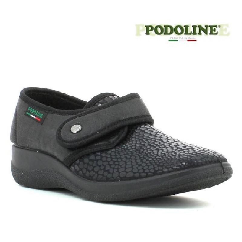 44983601624 Chaussure de confort pieds sensibles femmes pas cher - Lisashoes