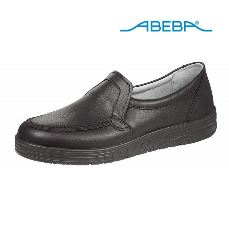 nouveau concept b96b8 d2d30 Abeba Sabot de Cuisine Noir Confort Chaussures Sécurité