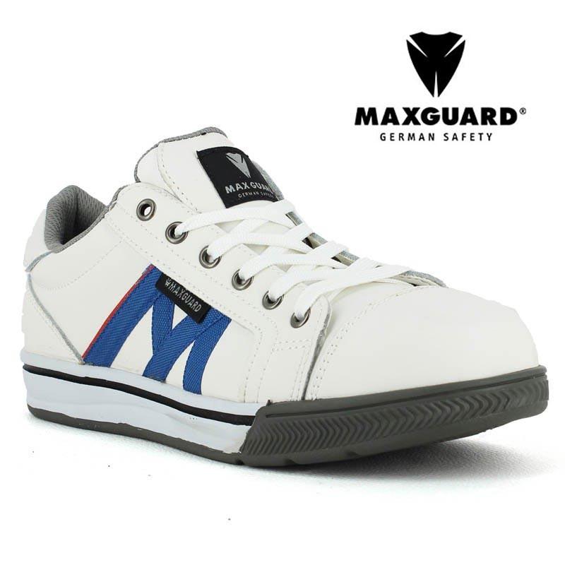 5d82d1eb8b1 Chaussure de sécurité blanche s3 peintre Maxguard