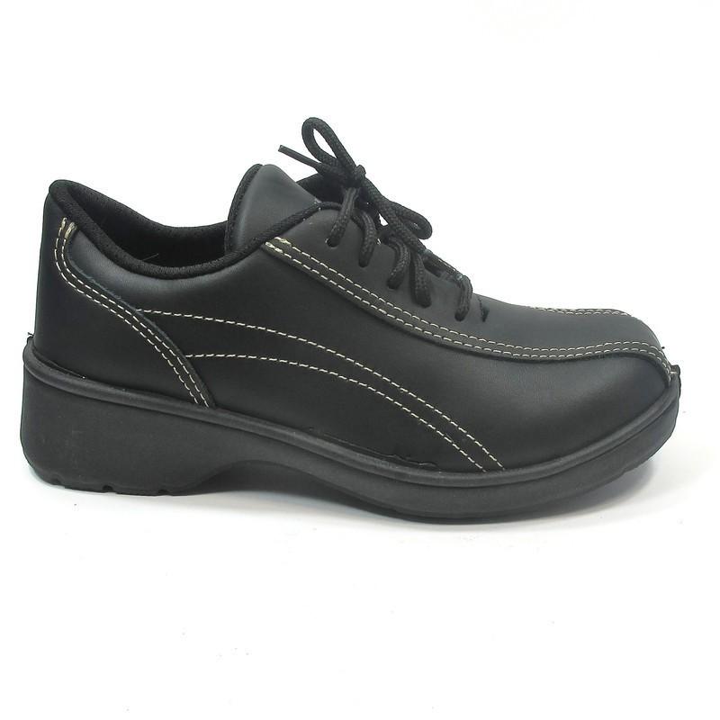 chaussures de s curit talons pour femme. Black Bedroom Furniture Sets. Home Design Ideas