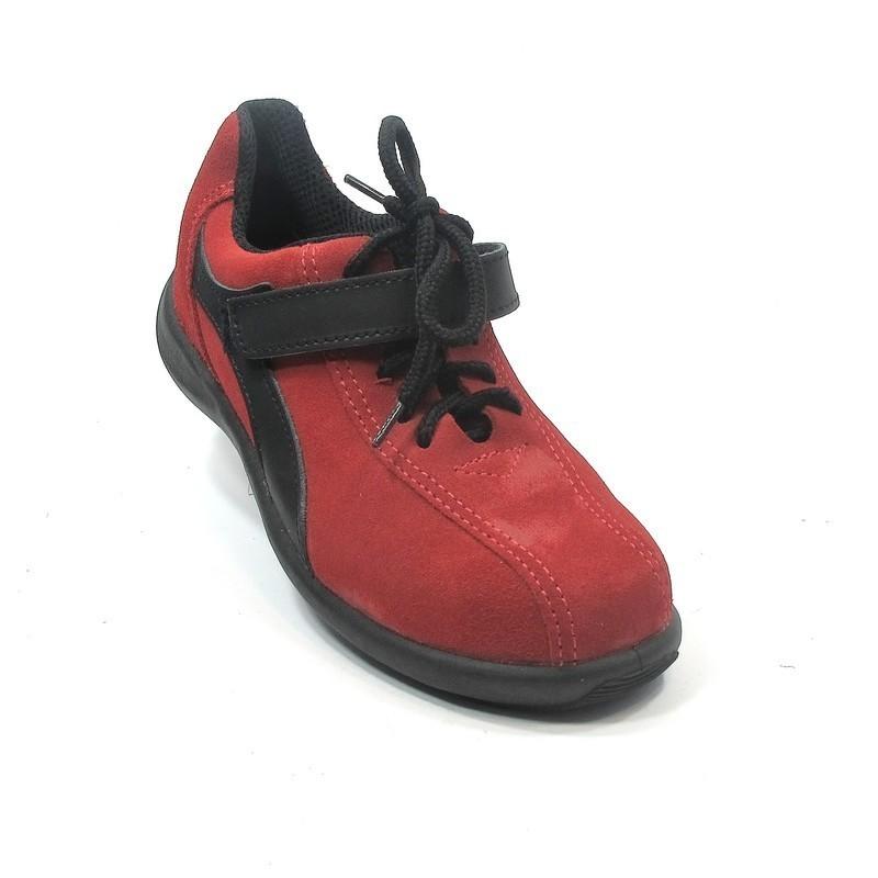 chaussure securite femme rouge s1p lisashoes. Black Bedroom Furniture Sets. Home Design Ideas