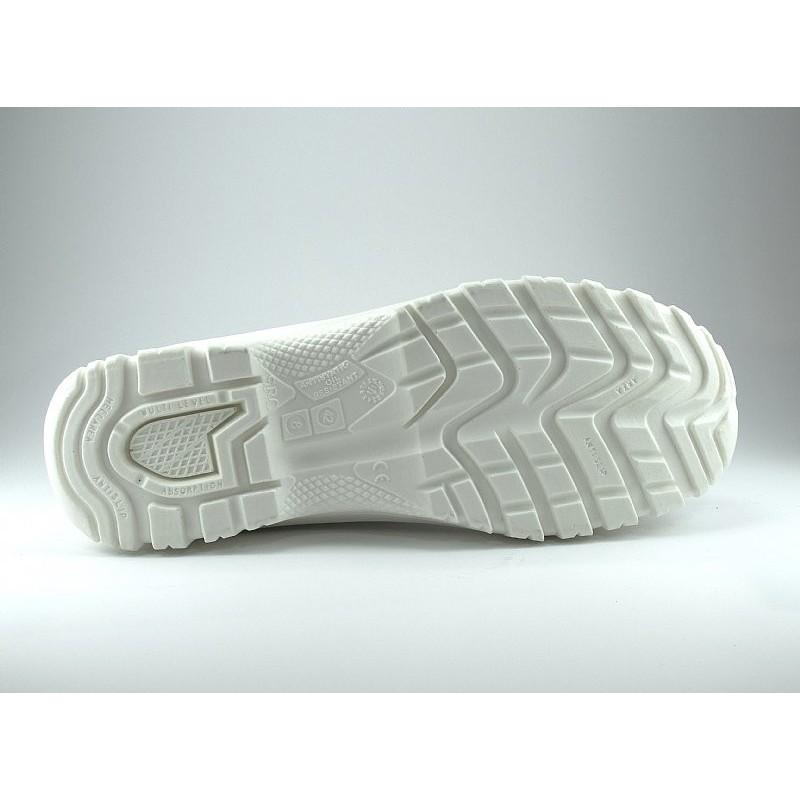 Chaussure cuisine pas cher et confortable 21 95 ht lisashoes - Chaussure de securite blanche ...