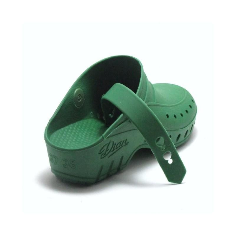 sabot de bloc autoclavable vert pas cher 28 75 ht lisashoes. Black Bedroom Furniture Sets. Home Design Ideas
