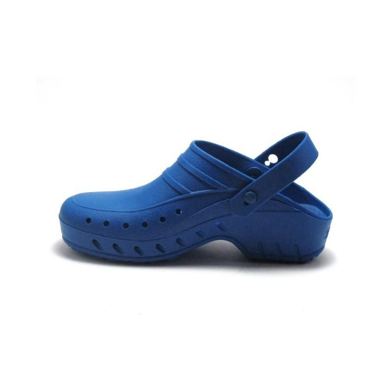 chaussure de bloc confortable bleu pas cher 28 75 ht lisashoes. Black Bedroom Furniture Sets. Home Design Ideas