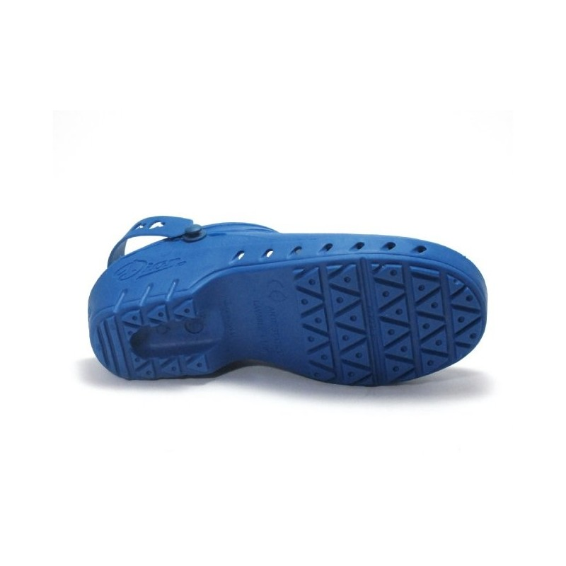 chaussure de bloc tres confortable bleu pas cher 28 75 ht lisashoes. Black Bedroom Furniture Sets. Home Design Ideas