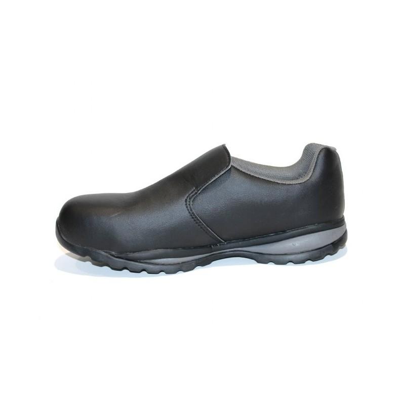 chaussure de s curit pour cuisine noire haut de gamme. Black Bedroom Furniture Sets. Home Design Ideas