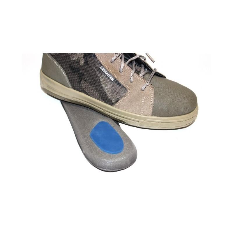 chaussure de s curit basket tr s souple l g re camouflage. Black Bedroom Furniture Sets. Home Design Ideas