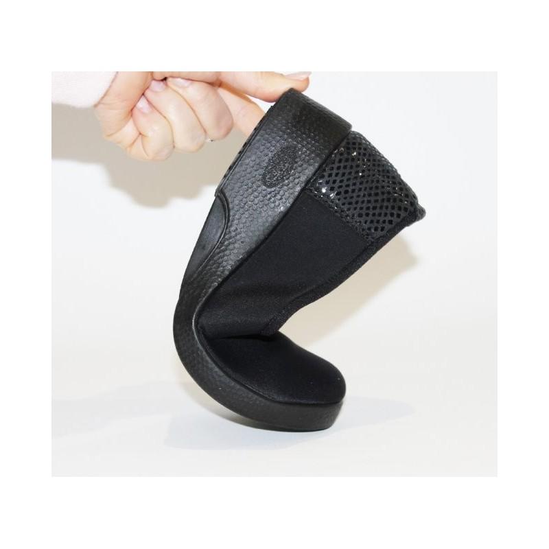 094ca33d0a10 De Confort Sensibles Pieds Chaussure Femme Lisashoes shQdtrCx