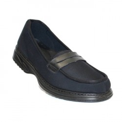 chaussure mocassin confort homme