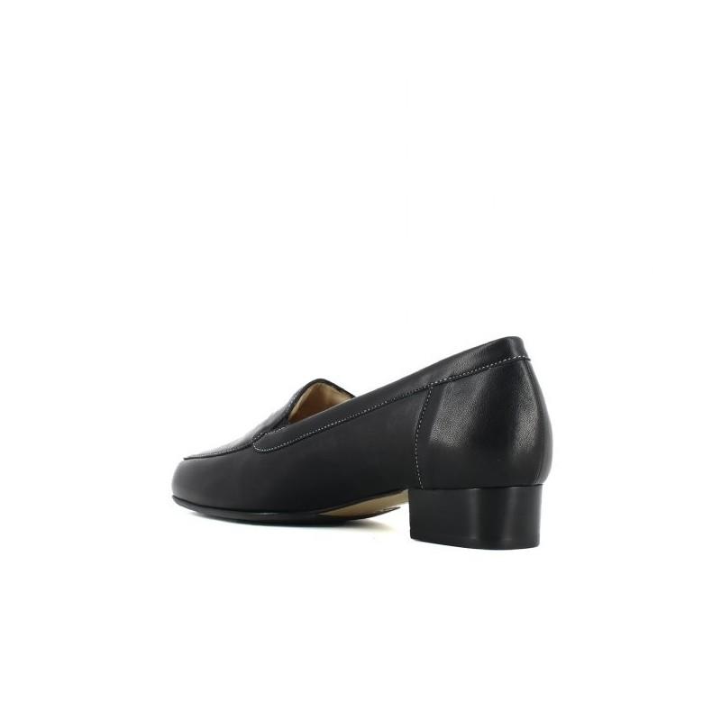 Lisashoes Chaussure Pour À Sensibles Talon Pieds Femme Diabétique EID9H2