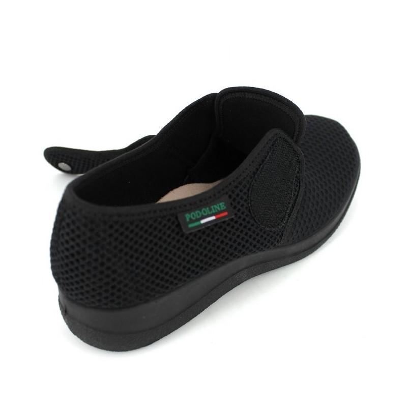 chaussure de confort pour femmes pieds hallux valgus lisashoes. Black Bedroom Furniture Sets. Home Design Ideas