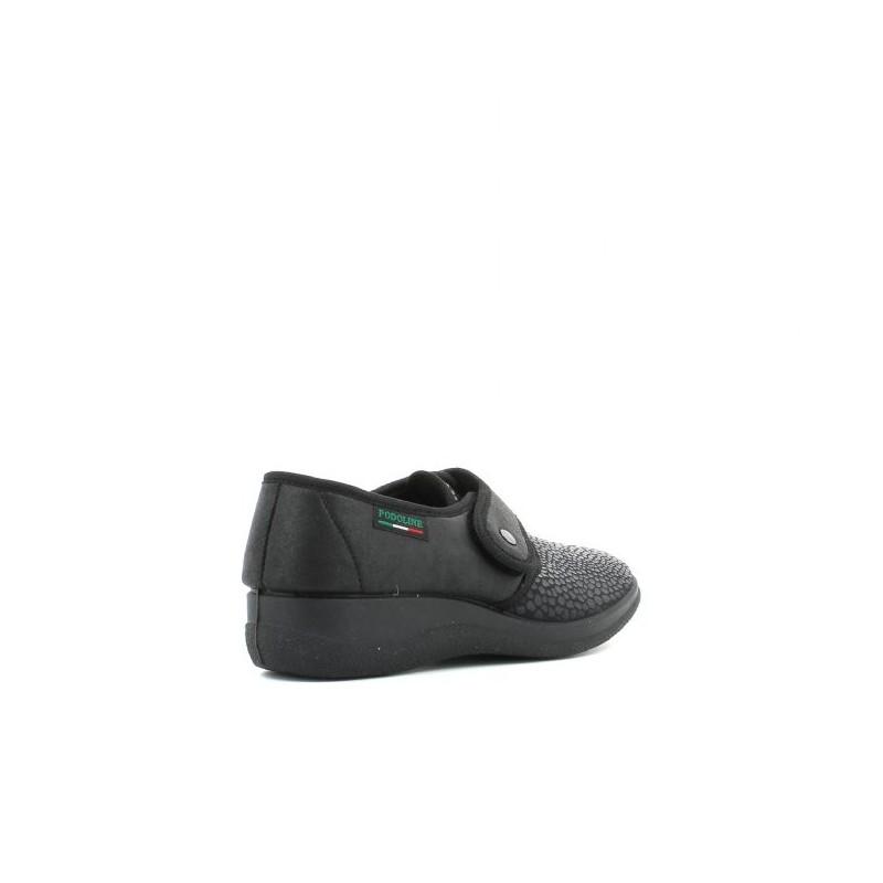 Chaussure de confort pieds sensibles femmes pas cher Lisashoes