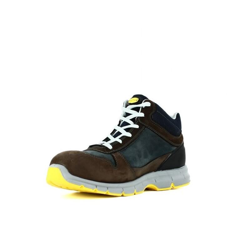 Chaussure de s curit haute pour hommes l g re confortable - Chaussure securite confortable ...