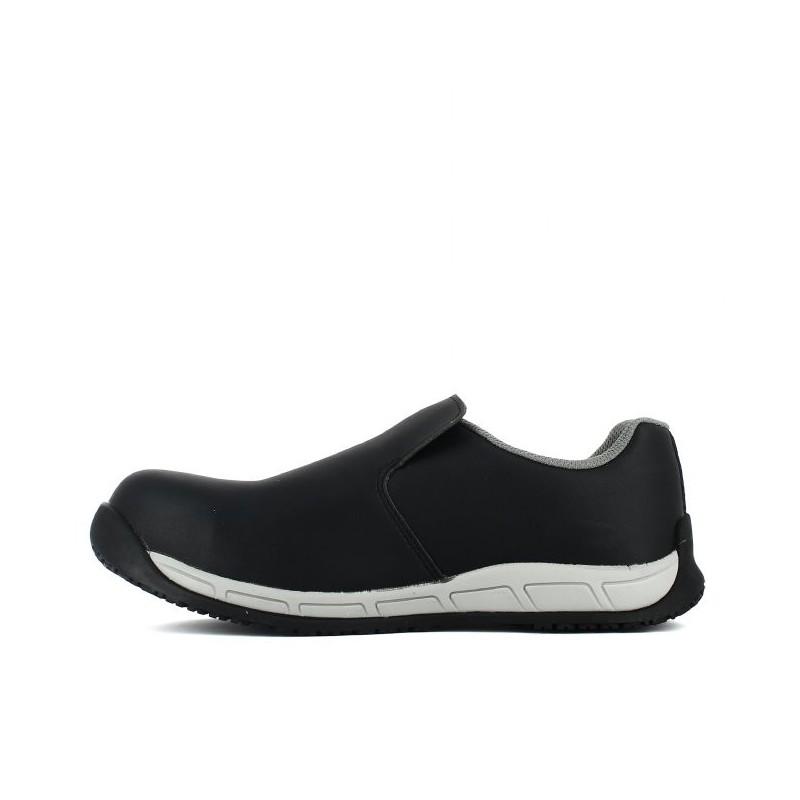 chaussure de cuisine noir tr s confortable haut de gamme. Black Bedroom Furniture Sets. Home Design Ideas